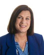 Patricia Robledo, winner of the Knoxville Association of Women Executives Lucy Gibson Notable Woman Award